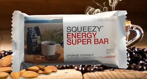 ENERGY SUPER BAR (Café et amande)