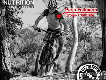 Nouveau partenariat avec Pâris Fellmann !