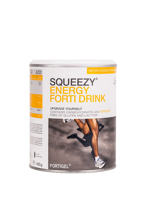 ENERGY DRINK FORTI (Citron)