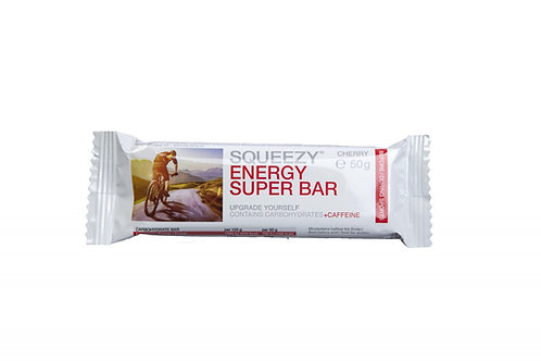 ENERGY SUPER BAR (Cerise et caféine)