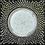 Thumbnail: Встраиваемый светильник GX53 H4 5320 Квадрат с мозаикой, стекло