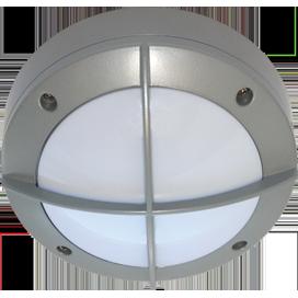 Светильник GX53 B4143S Круг с решеткой, металл
