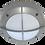 Thumbnail: Светильник GX53 B4143S Круг с решеткой, металл