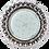 """Thumbnail: GX53 H4 LD7009 Светильник встр. искристый с подсветкой """"Кристалл"""""""
