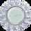 Thumbnail: Встраиваемый светильник GX53 H4 5341 с хрусталиками