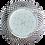 """Thumbnail: Встраиваемый светильник GX53 H4 DL5381""""Сетка"""", алюминий"""