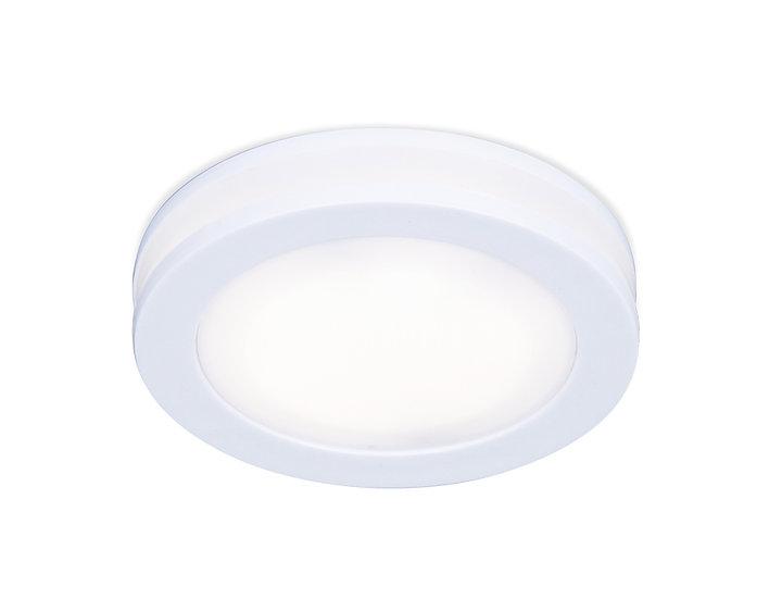 Встраиваемый светодиодный точечный светильник TN140 WH белый LED 4200K 7W