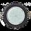 Thumbnail: Ультратонкий встраиваемый светильник GX53 DGX5315 Легкий