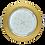 Thumbnail: Тонкий светильник  GX53 H4, металл