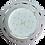 """Thumbnail: Встраиваемый светильник GX53 H4 DL5385""""Точки-полоски по кругу"""", алюминий"""