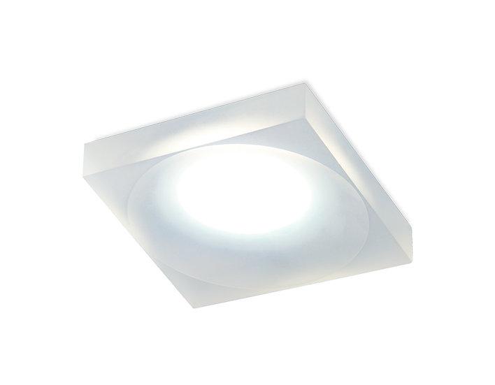 Встраиваемый точечный светильник MR16 TN136 WH/FR белый/матовый