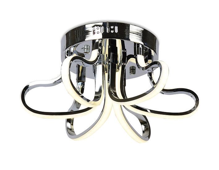 Потолочный светодиодный светильник FL308/6 СH 48W 4200K