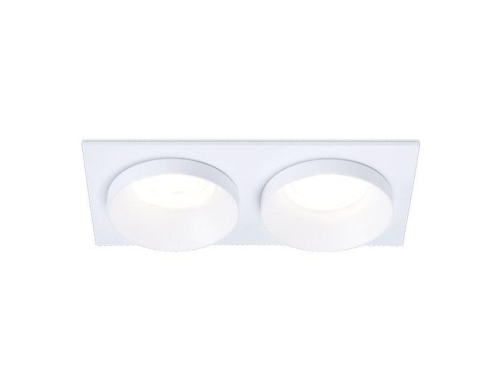 NEW Встраиваемый точечный светильник MR16 TN170/2 WH белый