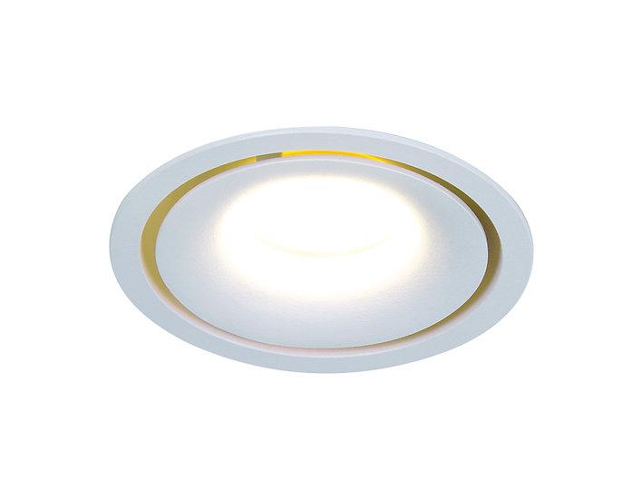 Встраиваемый точечный светильник MR16 TN120 WH/S белый/песок