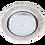 "Thumbnail: GX53 H4 LD7069 Светильник встр. искристый с подсветкой ""Модерн"""