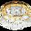 Thumbnail: Встраиваемый светильник GX53 H4 5346 круг с большими хрусталиками