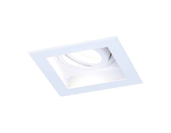 Точечный поворотный светильник MR16 TN180 WH белый