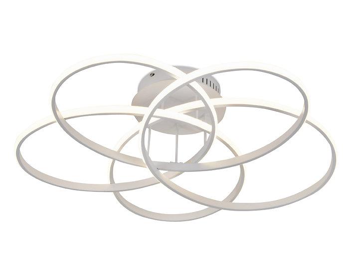 Потолочный светодиодный светильник FL421/5 WH 95W 4200K