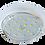 Thumbnail: Накладной светильник GX53 DGX5318 Легкий