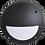 Thumbnail: Светильник GX53 B4140S Круг с ресничкой, металл