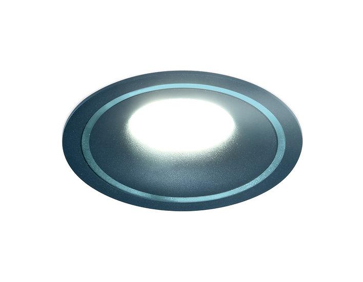 Встраиваемый точечный светильник MR16 TN121 BK/S черный/песок