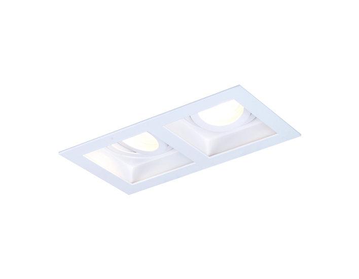 Точечный поворотный светильник MR16 TN185/2 WH белый
