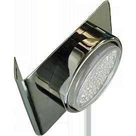 Настенный угловой светильник GX53-N82, металл