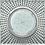 Thumbnail: Встраиваемый светильник GX53 H4 5352 Квадрат со стразами, стекло