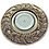 "Thumbnail: Накладка гипсовая ""Оливковый венок"" 23х195мм"