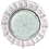 Thumbnail: Встраиваемый светильник GX53 H4 5361 круг с квадратными стразами, стекло