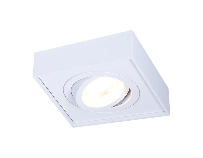 Точечный поворотный светильник MR16 TN154 WH белый