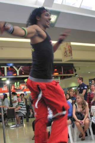 Facebook - ZUMBA demo at Garden City Shopping Centre for Telethon Sunday Trading