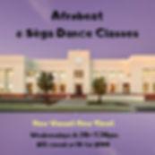 Starts tomorrow at the WA Ballet Centre!