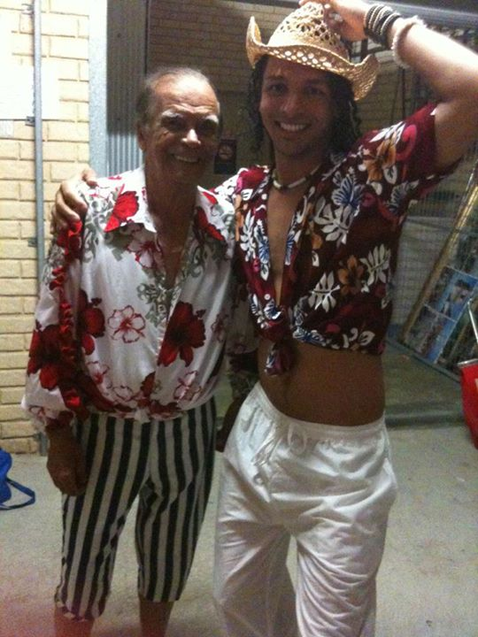Facebook - Serge lebrasse and his dancer y'all :p grandpa of Roxanne from Australian idol.jpg.jpg