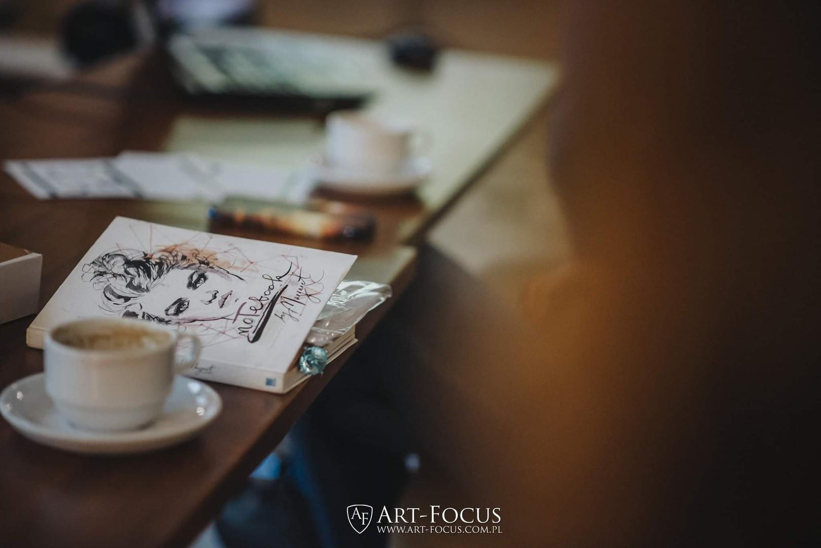 Warsztaty Fotografia dla Biznesu - Admirabilis _Art-Focus_ Kamil Różański
