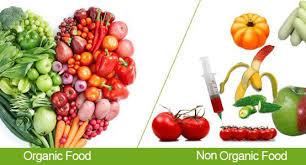 Organic vs non organic