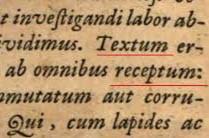 La historia del Texto Recibido