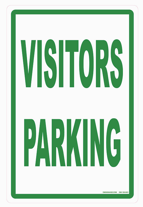Visitors Parking