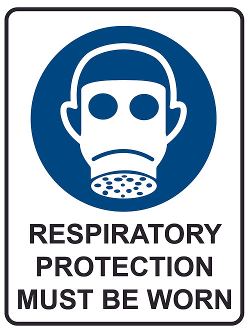 Wear Respiratory Protection