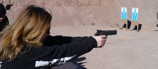 Women are Discovering the Joy of Shooting