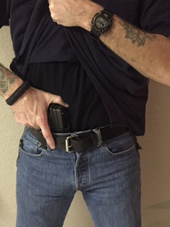 Why do you carry a concealed handgun?