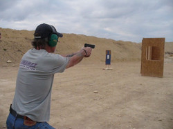 Shooting at Distance