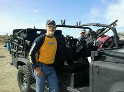 Vic Hog Hunting Assault Jeep