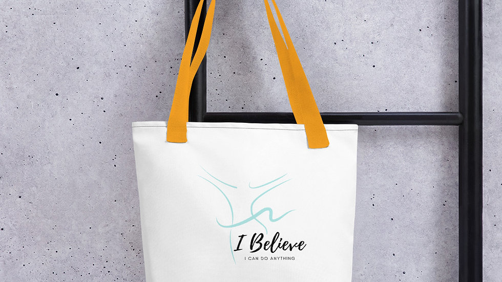 Tote bag, be a little inspired