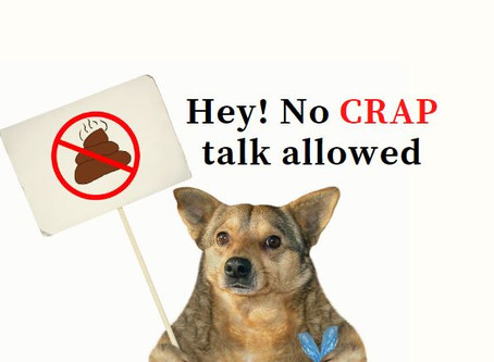 SERIOUSLY! - why the hell are you listening to 'CRAP' talk?