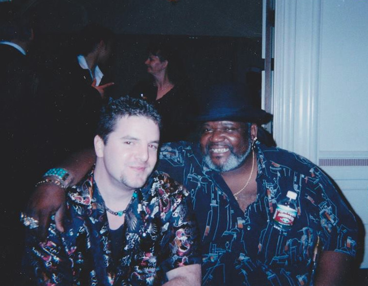 Stefen Isaac, Buddy Miles