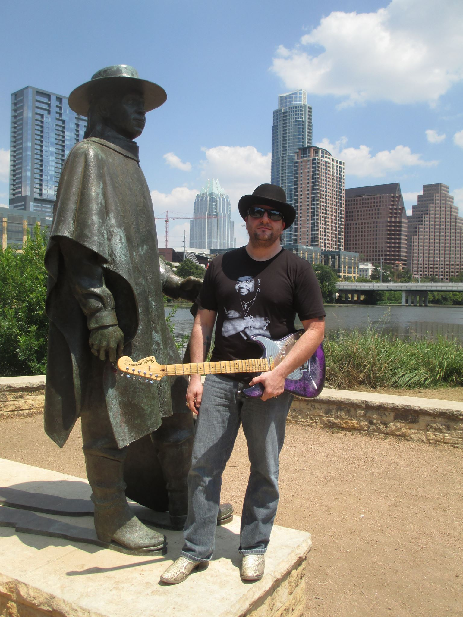 Stevie Ray Vaughan Memorial