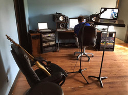 ROYAL RECORDING control room
