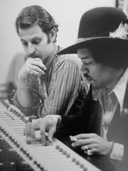 Eddie Kramer, Jimi Hendrix