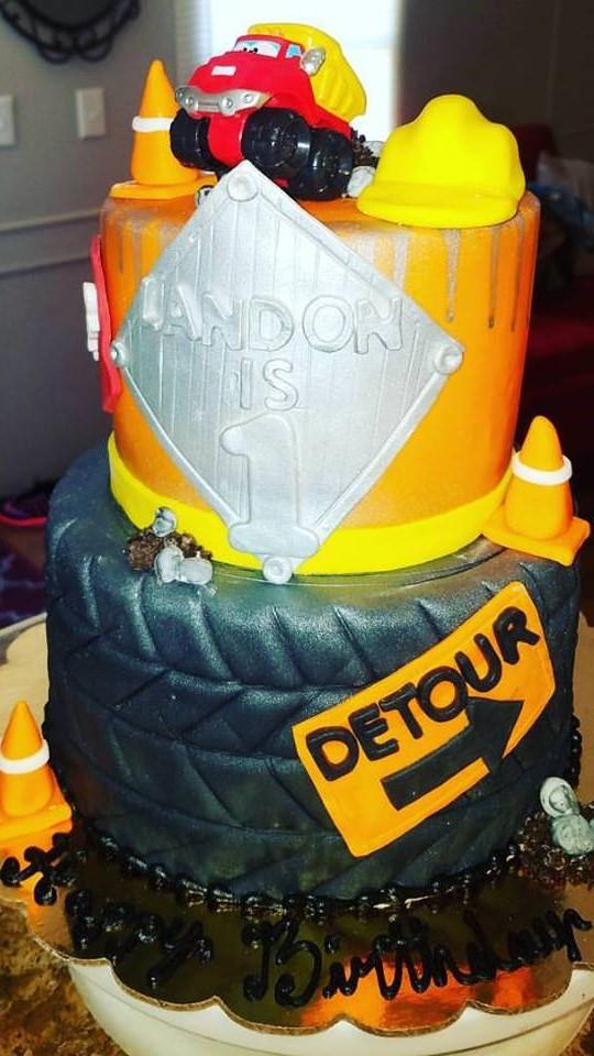 Detour Cake